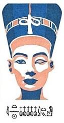 nefertiti reine d'egypte