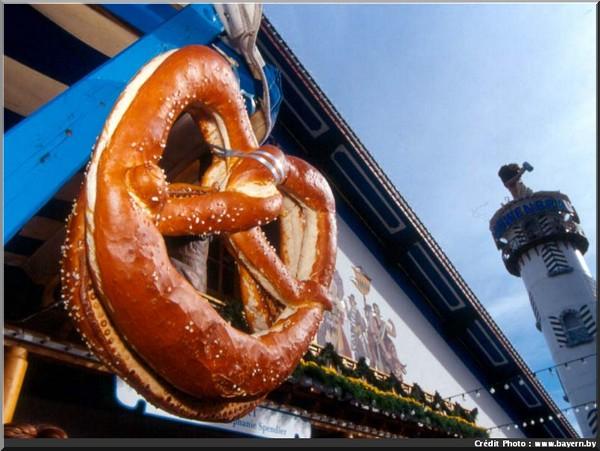 bretzel oktoberfest munich