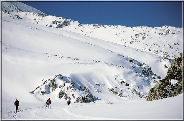abruzzes montagne neige
