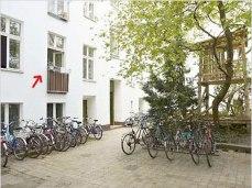 appartement berlin hufeland - rez de chaussee superieur