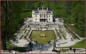 chateau linderhof baviere louis II