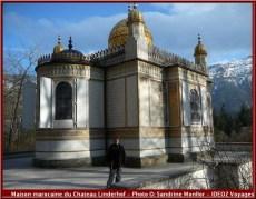 chateau linderhof maison marocaine