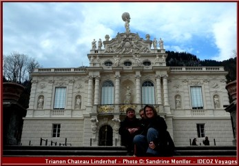 chateau linderhof trianon