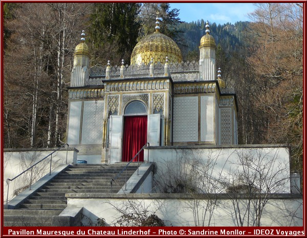 pavillon mauresque chateau linderhof