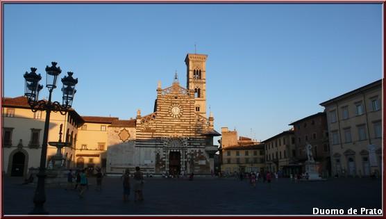 prato duomo cathedrale toscane