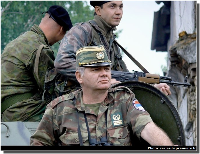 Resolution 819 Ratko Mladic