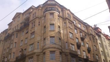 budapest immeuble facade
