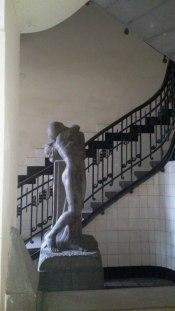 budapest100 statue amants