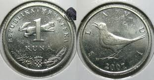 euro kuna monnaie croate