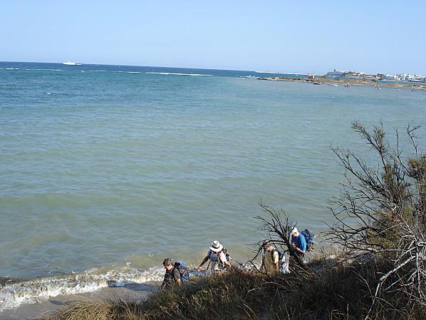 Cyclades naxos mer