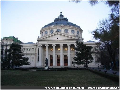 athenee roumain bucarest