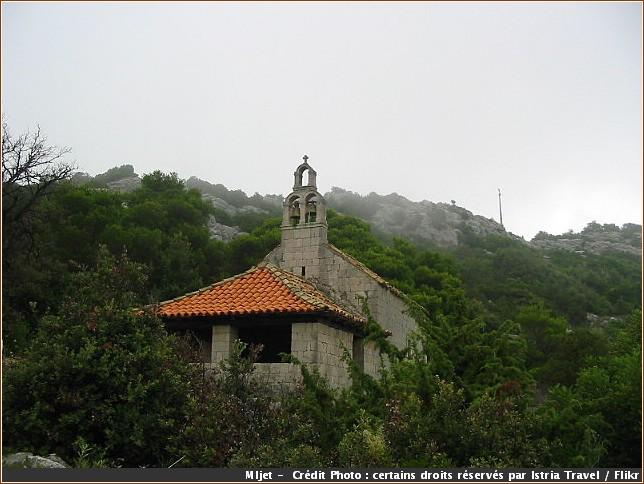 mljet chapelle croatie
