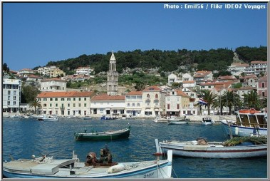 hvar port cite