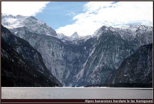 konigssee lac et alpes bavaroises
