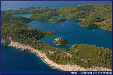 Mljet parc national croatie