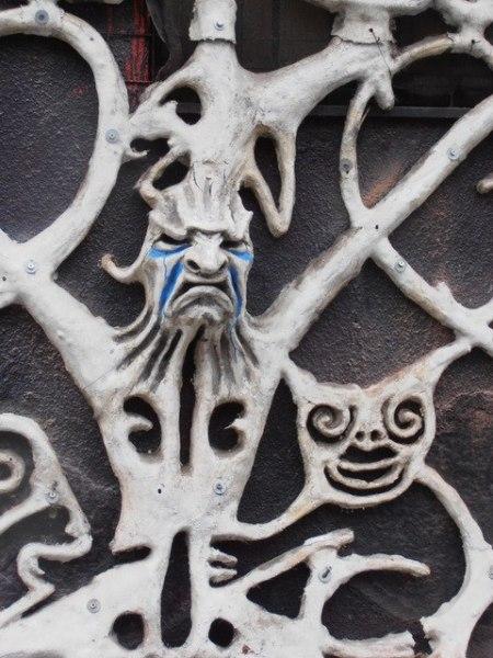 squelettes à metelkova à ljubljana