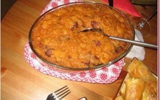cassoulet serbe Pasul Prebranac