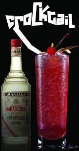 crocktail cocktail croate a base de maraschino de zadar