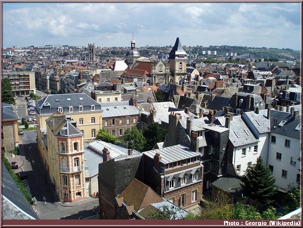 dieppe centre historique