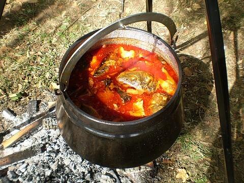 fis paprikas goulasch de poissons croate
