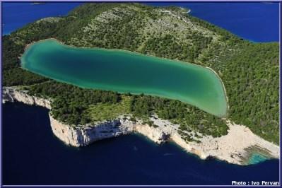 lac telascica dugi otok