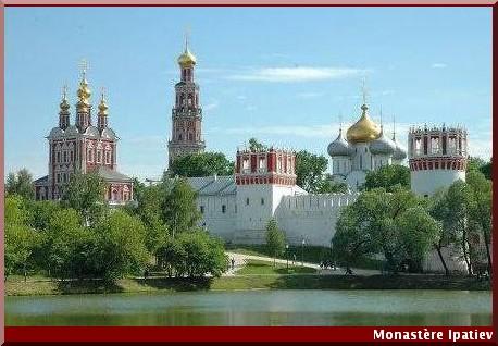 monastere ipatiev russie