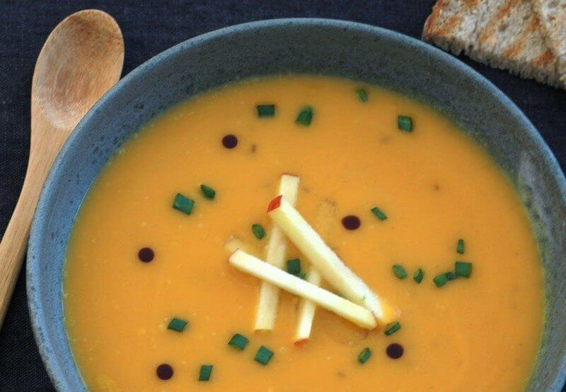 soupe à la courge recette autrichienne