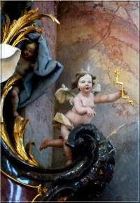 Abbaye Ottobeuren ange