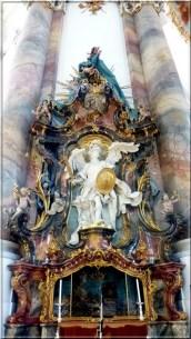 Abbaye Ottobeuren archange