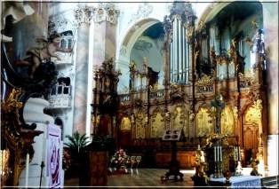 Abbaye Ottobeuren orgue