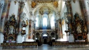 Abbaye Ottobeuren orgues