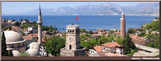 antalya Turquie