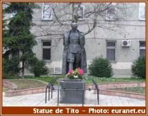 sarajevo tito barracks statue