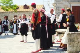 cilipi spectacle danses croatie