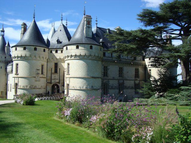 Toujours le château