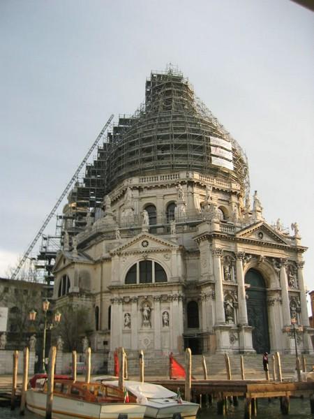 basilique venise restauration