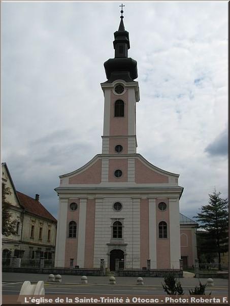 eglise de la Sainte-Trinite Otocac