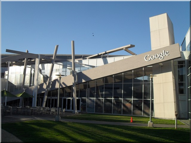 campus google sillicone valley