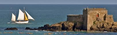 Fort national devant Saint-Malo
