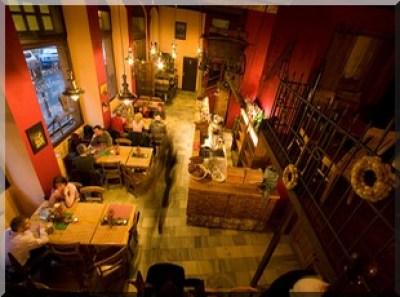 restaurant skorepka prague