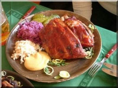 pivovarsky klub prague restaurant