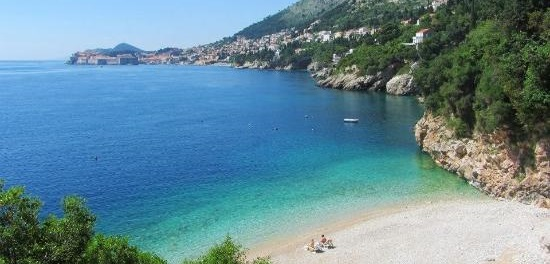 Plage Sveti Jakov Dubrovnik
