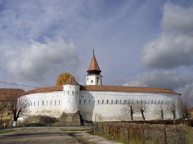 Cetatea Prejmer citadelle prejmer