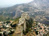 forteresse klis croatie