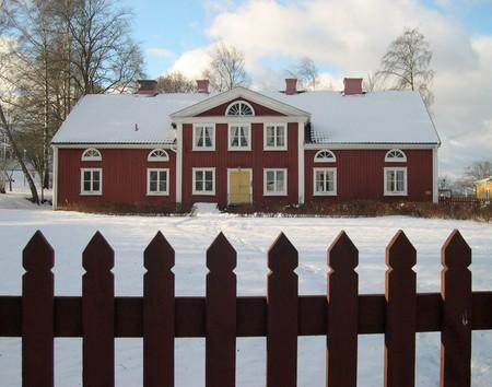 neige maison vaxjo