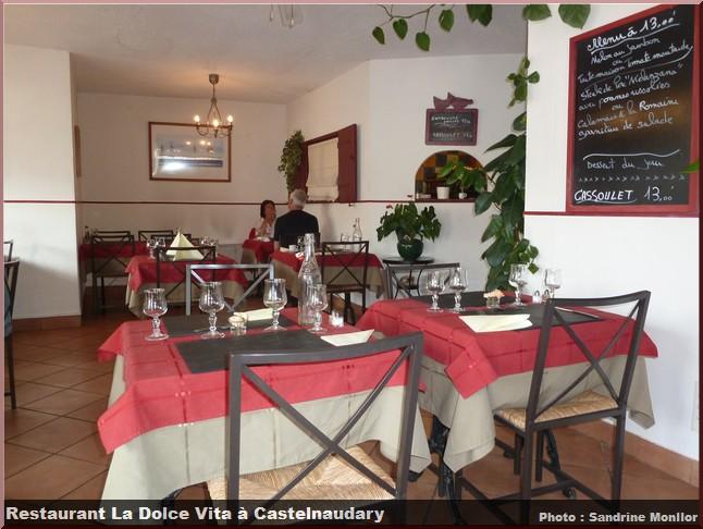 restaurant la dolce vita castelnaudary