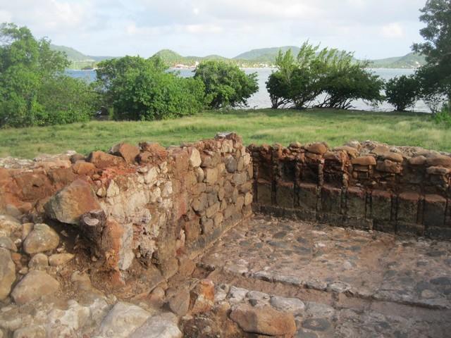 Four de potier au Marin Martinique