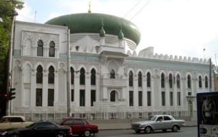 mosquee odessa