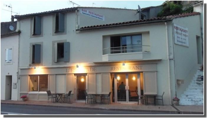restaurant l'escapade Castelnaudary
