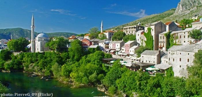 ville de Mostar Neretva